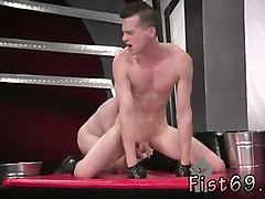 old gay man fisting young filipino boy in an acrobatic 69, a