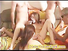 A Drunken TEEN SWINGERS PARTY