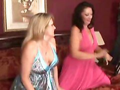 margo & bridget play and a surprise visitor joins