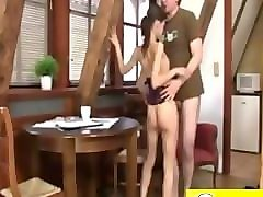 horny teen tries for the first time
